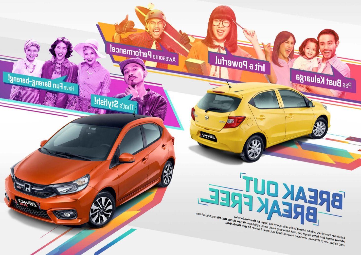 Promo Honda Brio Dan Mobilio Cilacap, Purwokerto | Dealerhondasumber.com