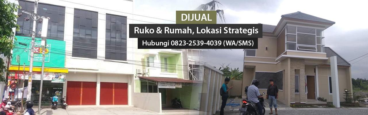 Permalink to Jual Rumah, Ruko, Apartemen, Hotel, dan Kos-Kosan di Jogja | Agen Properti Terpercaya | Mae-land.com
