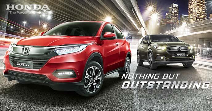 Promo Honda HRV Baru Jakarta | Cash & Kredit Termurah Se-Jabodetabek | WA 0812-8401-720