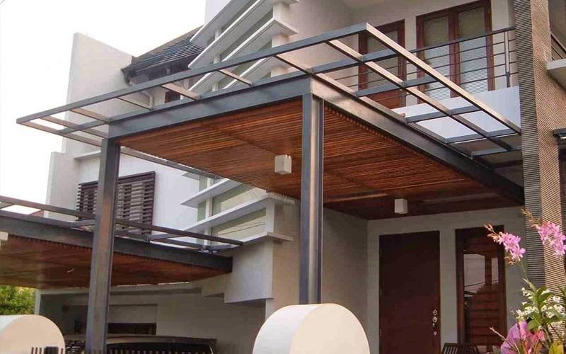 Jasa Pembuatan dan Pemasangan Kanopi Surabaya | WA 0822-5768-0209 | Mandirikanopi.com
