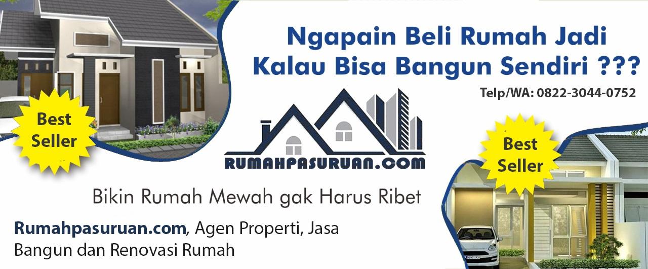Agen Properti Pasuruan, Jasa Bangun & Renovasi Rumah Pasuruan | Rumahpasuruan.com